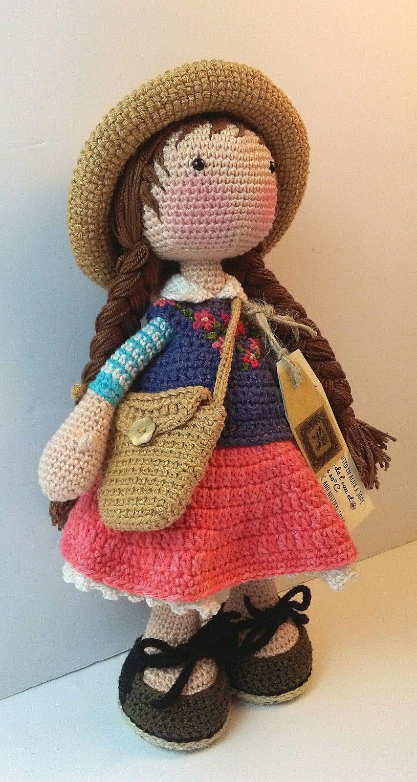 Berta Vergara Santos/katxirula.blogspot.com | amigurumi | Pinterest ...