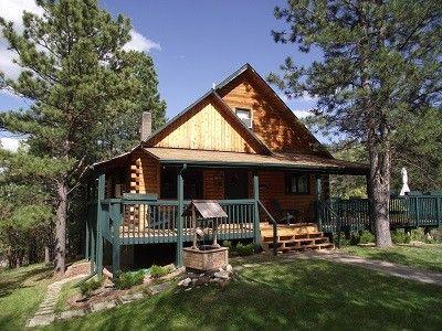 Cabin Vacation Rental In Deadwood From Vrbo Com Vacation Rental Travel Vrbo Cabins And Cottages Cabin Vacation Rental