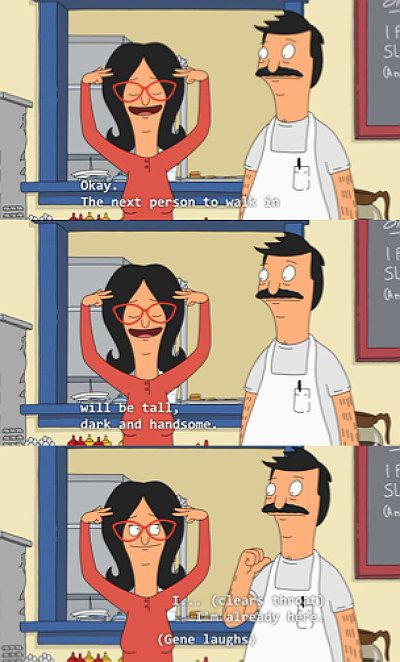 bobs burgers dating carbon dating of materials