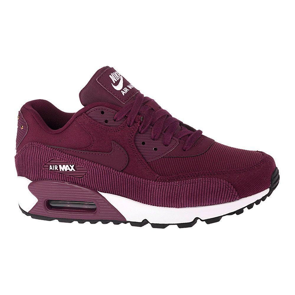 Tenis Nike Air Max 90 Lea Feminino Tenis E Na Authentic Feet