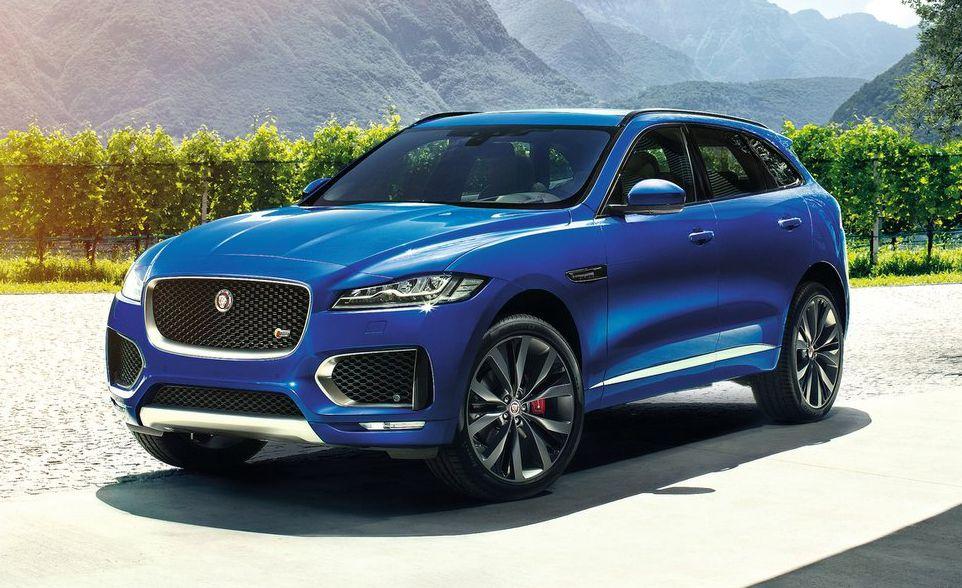 24 Hottest Luxury Suvs And Crossovers With Images Jaguar Suv Jaguar Car Jaguar