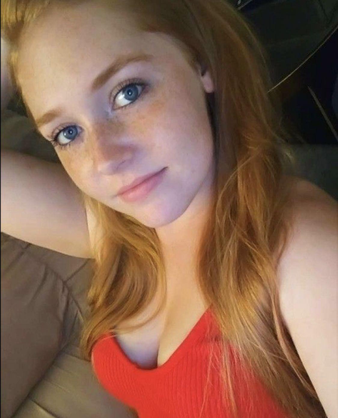 girls teen Sexy redhead