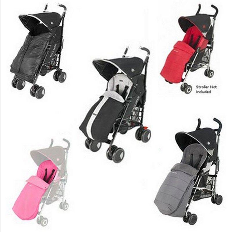 2016 Best Selling Maclaren Strollers Sleeping Bag Baby Stroller Footmuff Free Shipping Baby Strollers Maclaren Stroller Stroller Footmuff
