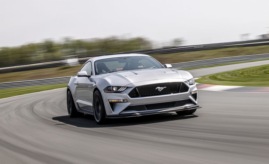 2018 Ford Mustang Gt Performance Package Level 2 First Drive