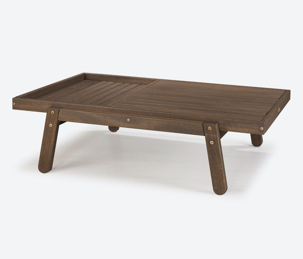 Mesa de Centro Porch | Essência Móveis e Decoração