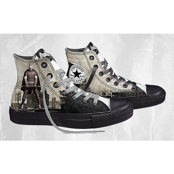 desinfectante Carne de cordero Bergantín  Design Your Own DC Comics x Converse Batman Arkham City Chucks | Sole  Collector | Converse, Chucks, Converse chuck taylor
