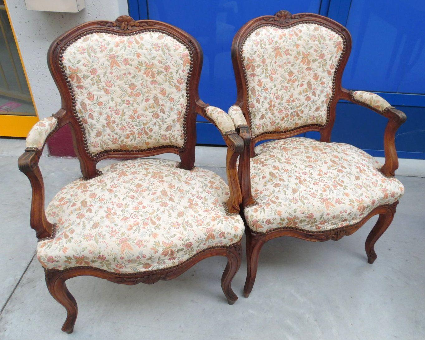 Sedie Ottocento ~ Coppia di sedie luigi filippo schienale scolpito mobili d