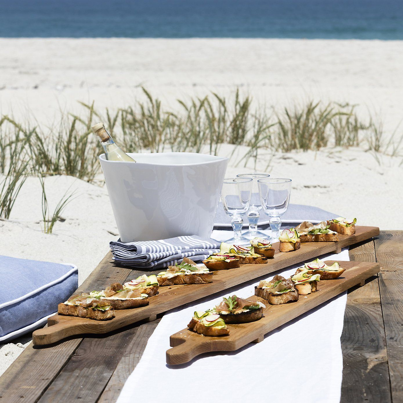 Porto Wine Cooler | The White Company | New air at home | Pinterest ...