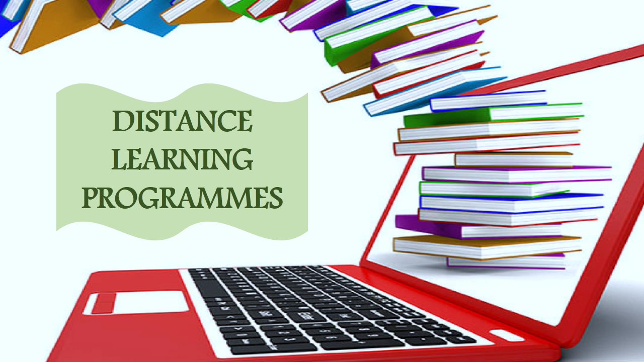 Guide to Apply for Distance Learning Programmes | Distance learning programs,  Distance learning, Distance education