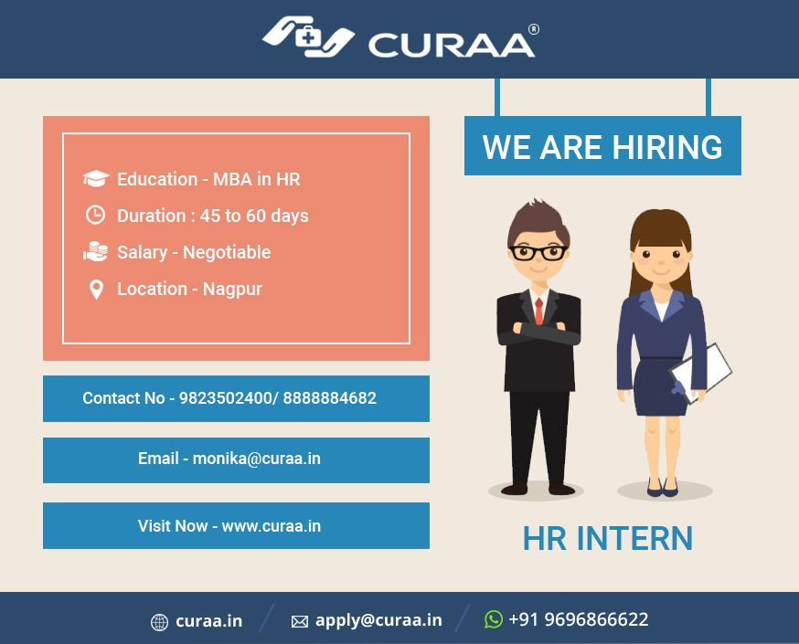 Looking For Learning Opportunity In Hr Intern Get In Contact With