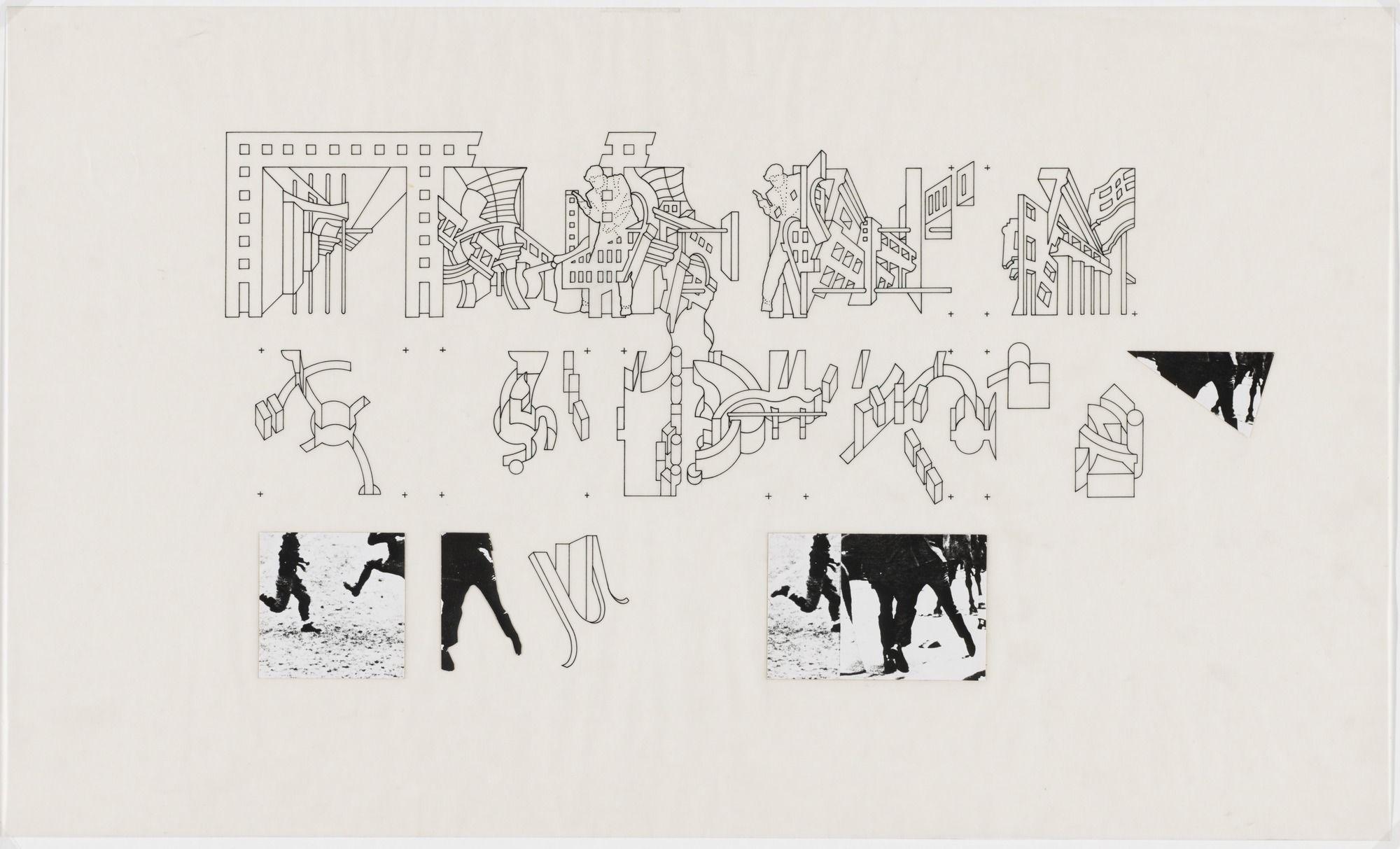 Bernard Tschumi The Manhattan Transcripts Project New