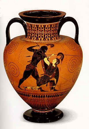 Aquiles Mitologia Griega Ancient Greek Art Greek Art Greek Pottery