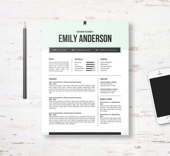 sharp  as a tac   resume  template