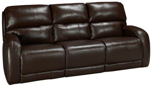 Southern Motion-Fandango-Fandango Leather Power Sofa Recliner - Jordan's Furniture