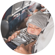 HUSH Baby Sleep Hats - Noise Reducing Beanies For Infants And Babies ... a5470c400c1