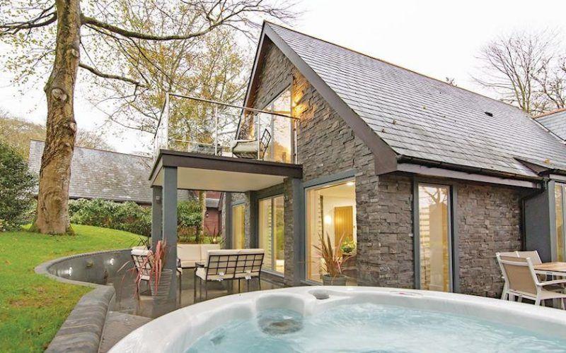 Clowance Estate In Praze An Beeble Near Camborne North Cornwall Luxury Holidays Lodges Luxury