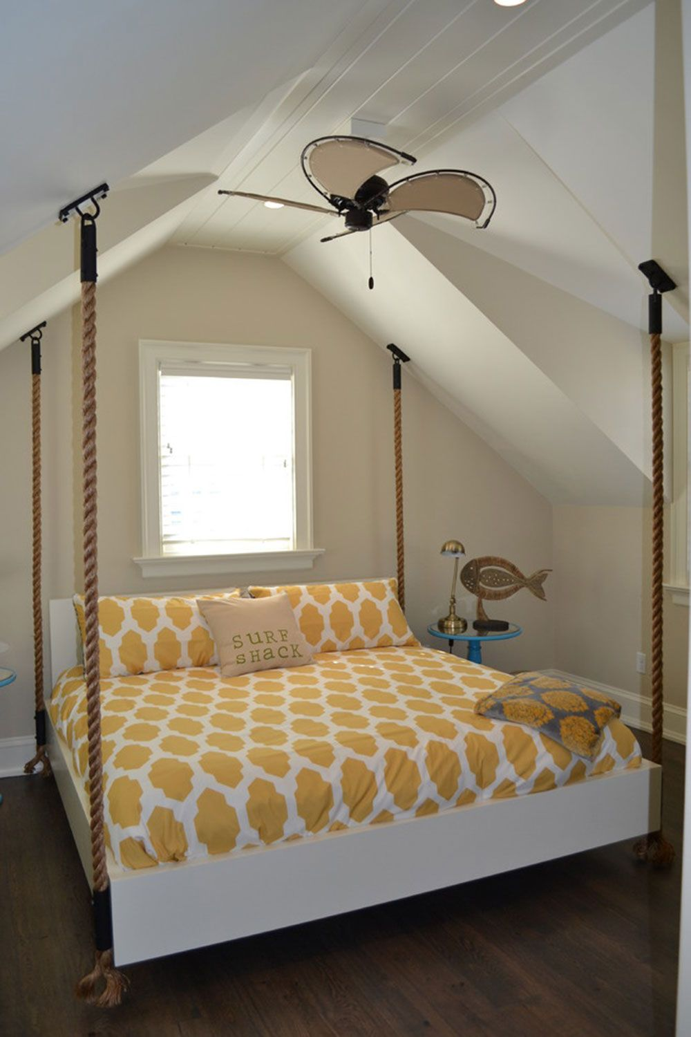 Creative Hanging Beds Ideas For Amazing Homes Bed design