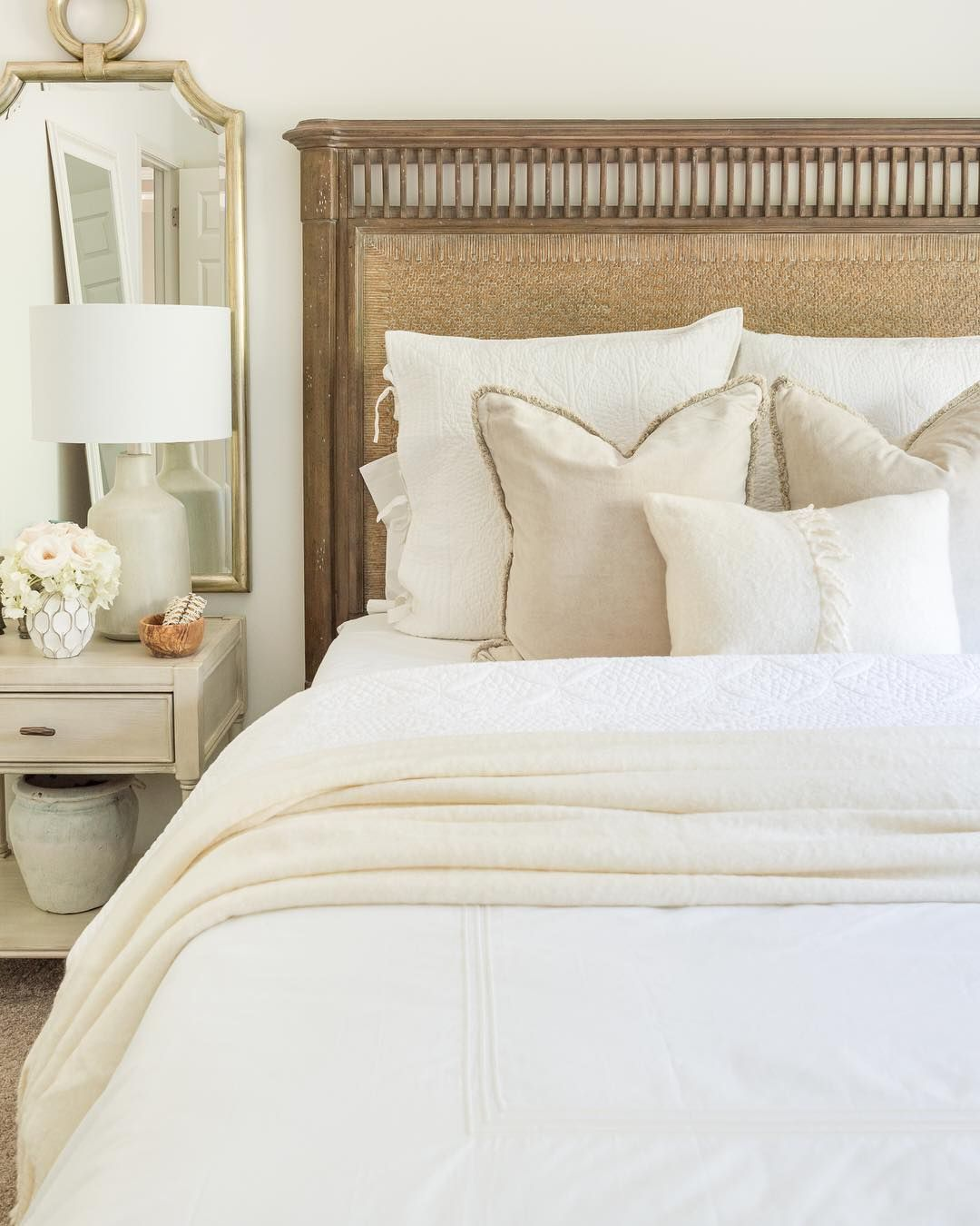 "50 Master Bedroom Ideas That Go Beyond The Basics: Gracious Living On Instagram: ""There's"