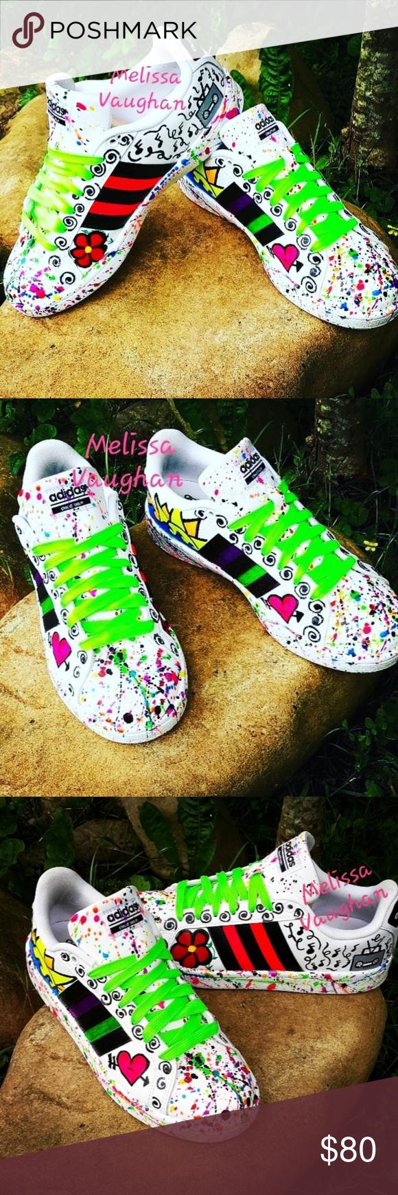 Custom adidas, Shoes sneakers adidas