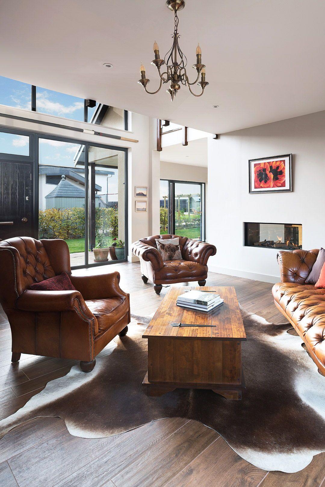 Dream Home Interiors Living Room Modern House Design