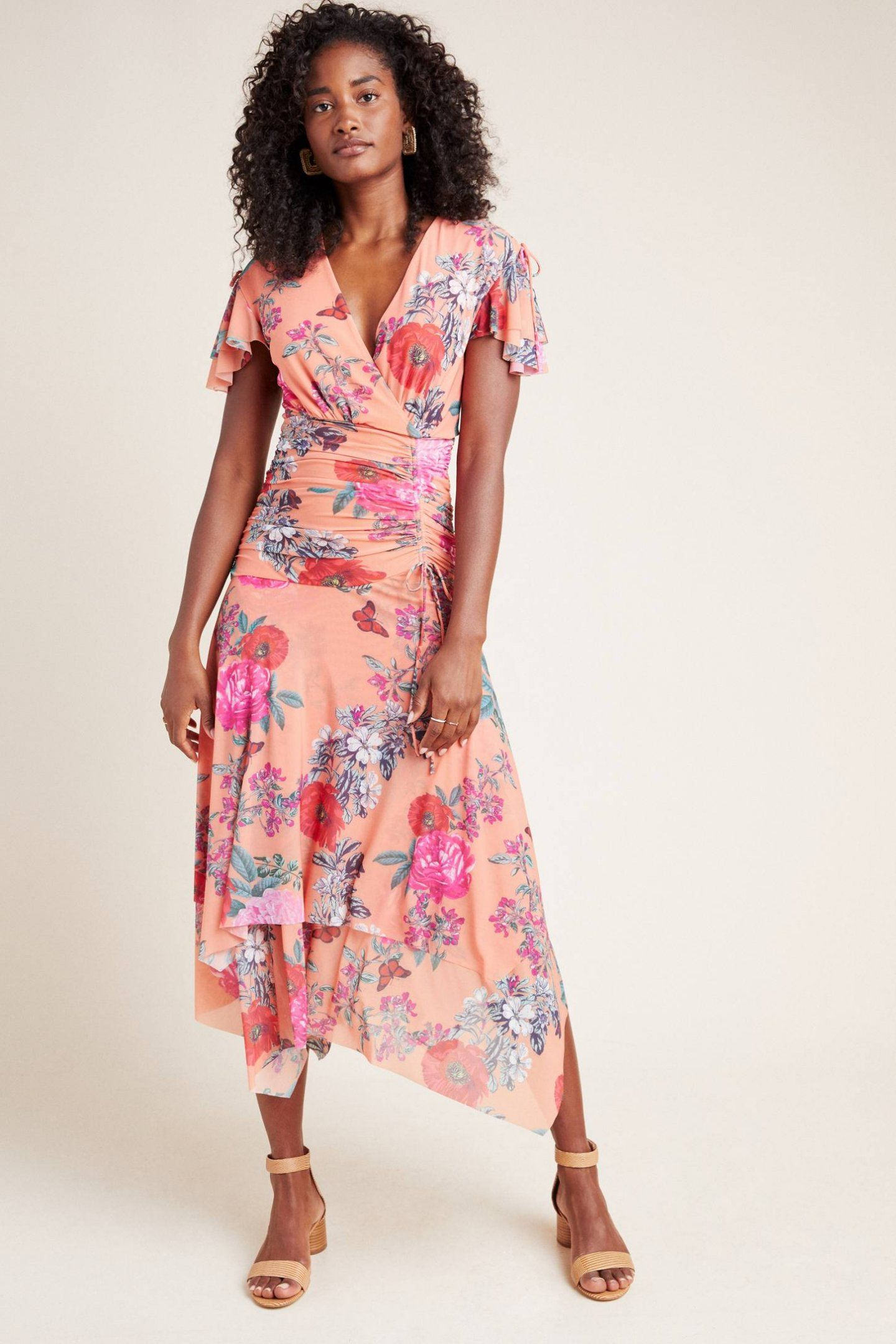 These Labor Day Sales Will Give You A Head Start On Fall Dressing Floral Midi Dress Long Dresses Casual Maxi Maxi Dress Size 16 [ 2160 x 1440 Pixel ]