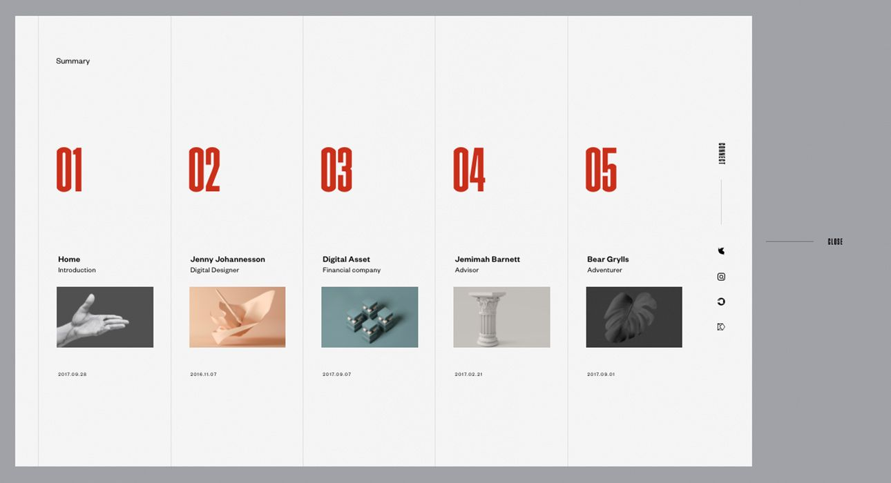 Aristide Benoist Portfolio Awwwards Sotd In 2020 Portfolio Design Portfolio Web Design Architecture Portfolio Design