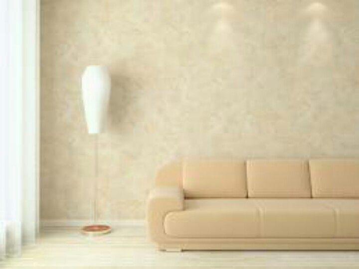 wand bekleedt met stucco antico | paints | pinterest | met and wands - Beige Wand