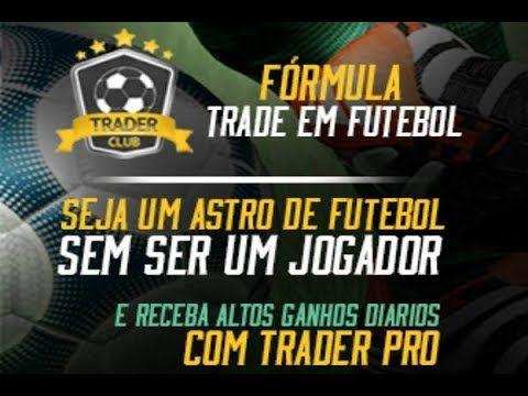 futebol trade depoimento