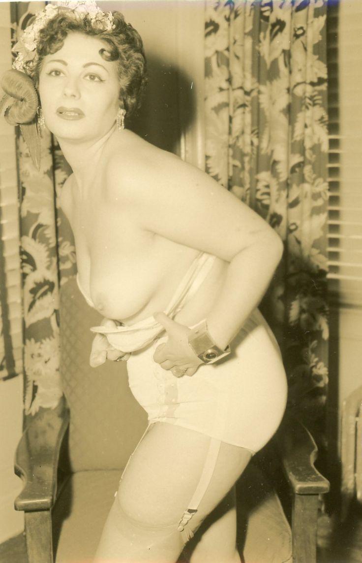 Vintage Nylon Panty 68