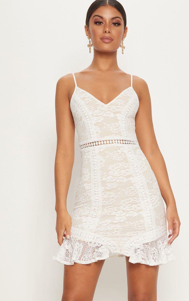 18c918d3546 Pretty Little Thing White Summer Dresses - Data Dynamic AG