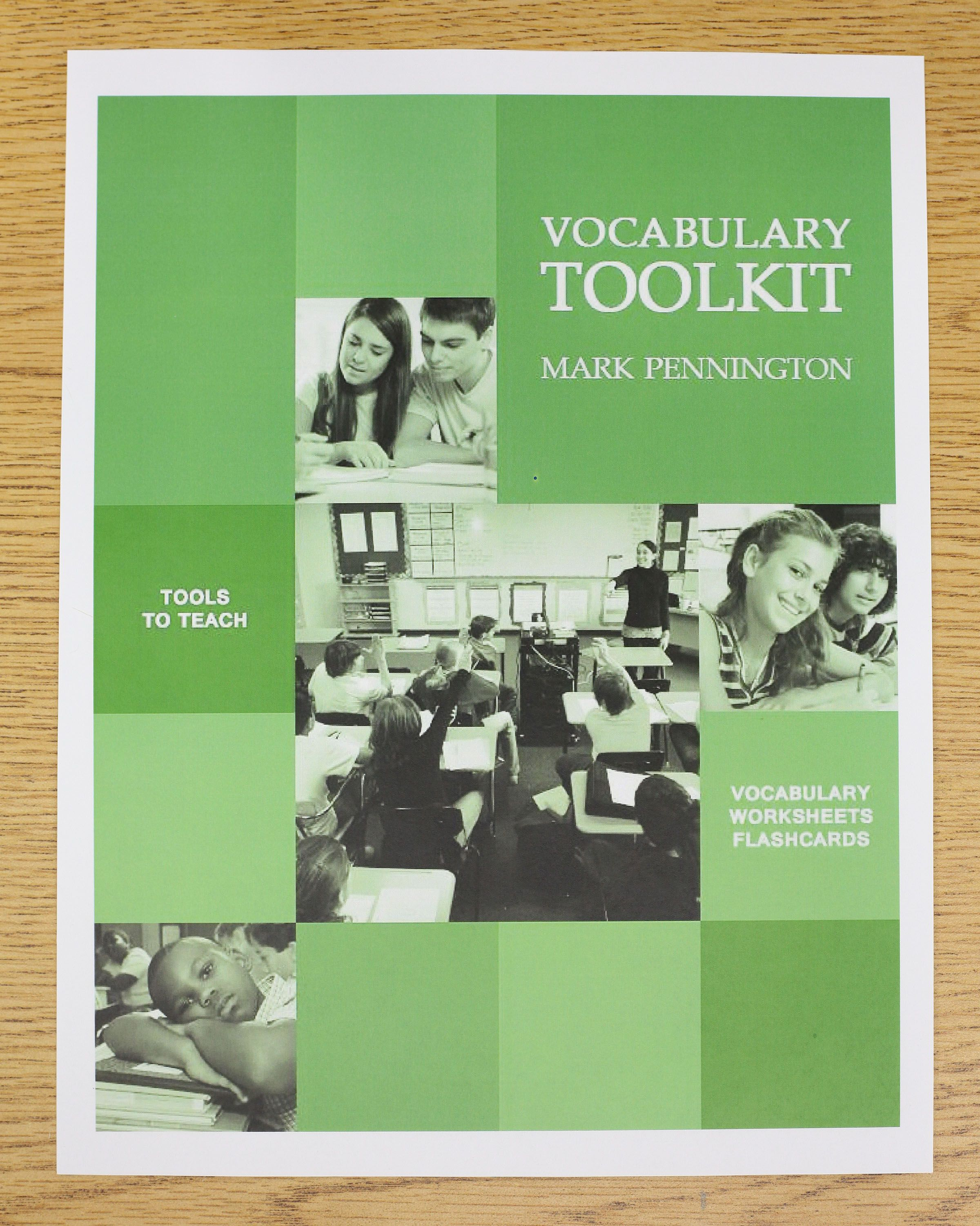 The Common Core Vocabulary Toolkits Grades 4 5 6 7 And