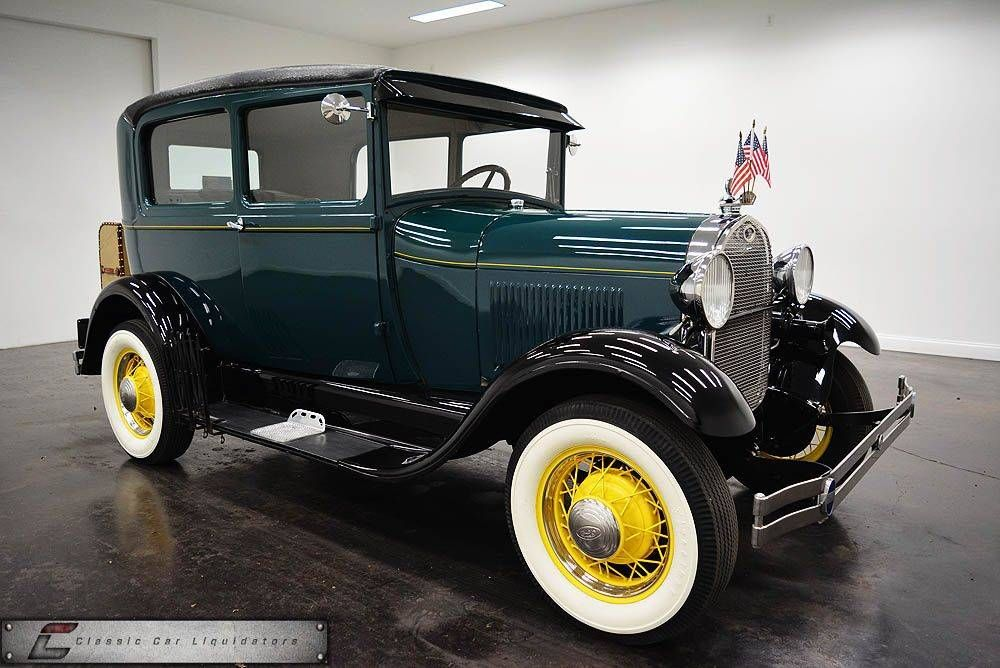 1929 Ford Model A for sale #1885951 | Hemmings Motor News | Ford ...