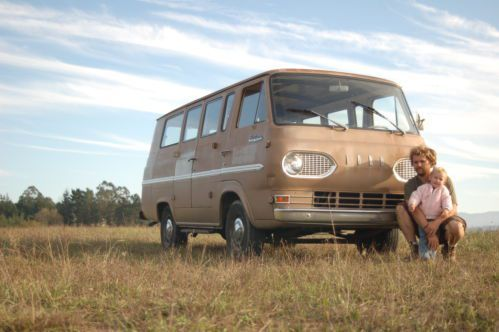 The One You Ve Waited For 1967 Ford Econoline Clubwagon Falcon