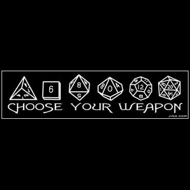 469052b9 i actually have a tshirt with this on it.. lol ..............Dungeons and  Dragons dice