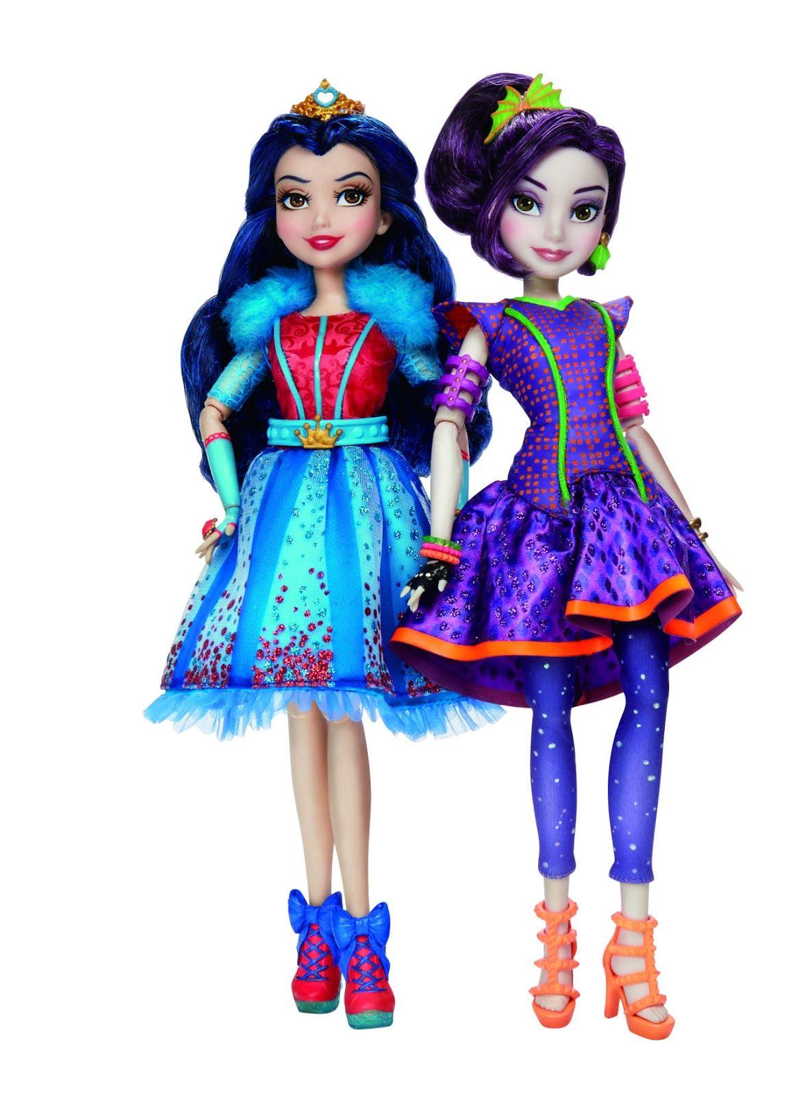 The Ancient History Of Baby Dolls Disney Descendants