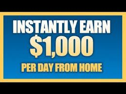 Now anybody can make $1,000 every day using this exciting formula. Watch the free video presentation   http://prosperityteam.co/1kday.php?id=jim46&tag