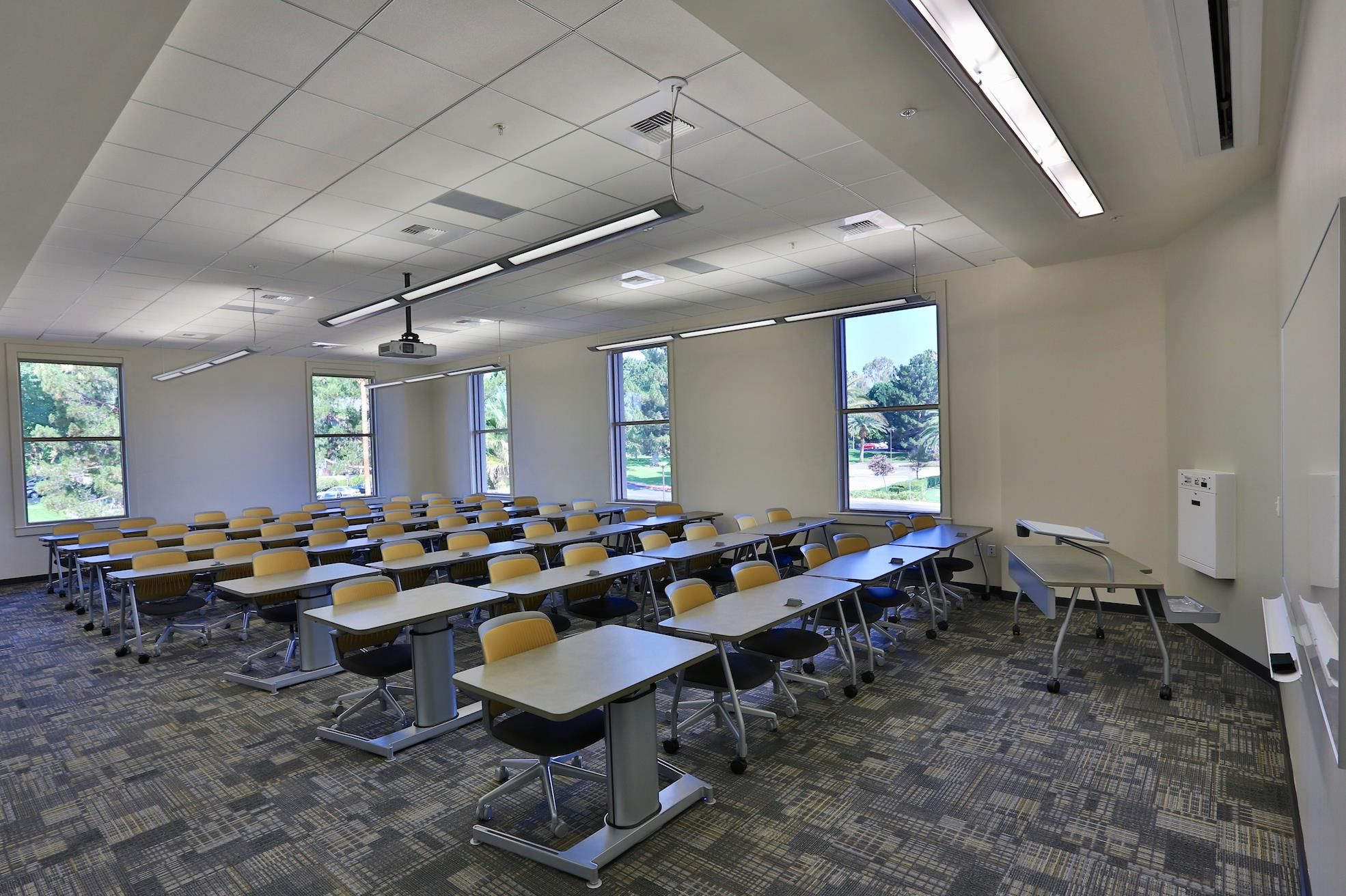 Verb Classroom with Cobi Chairs