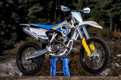 Husqvarna  Motorcycles aumenta la garantía de sus modelos de Cross