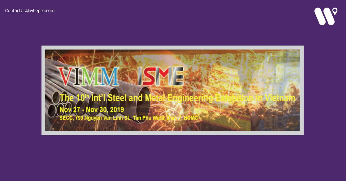 Event Name: The 10th International Steel and Metal