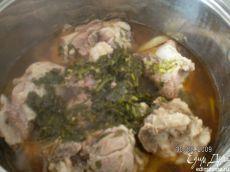 Хашлама (приготовлено руками моего мужа) | Кулинарные рецепты от «Едим дома!»