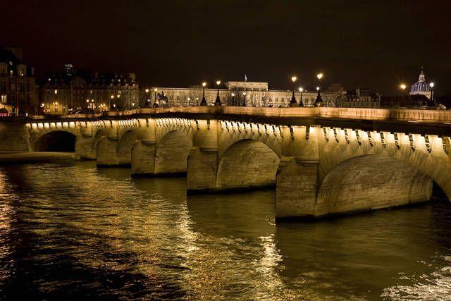 Pont Neuf, il ponte degli innamorati