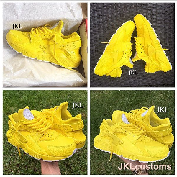 135db3583d3f Lemon Zest Adults Nike Air Huarache Lemon Huarache Nike Huarache... ( 189)