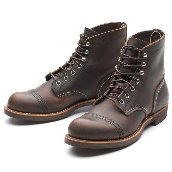 red wing iron ranger 8084 boots pinterest schuhe stiefel und schuh stiefel. Black Bedroom Furniture Sets. Home Design Ideas