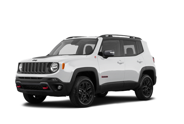 New Car Pricing 2018 Jeep Renegade Trailhawk Prices Get The