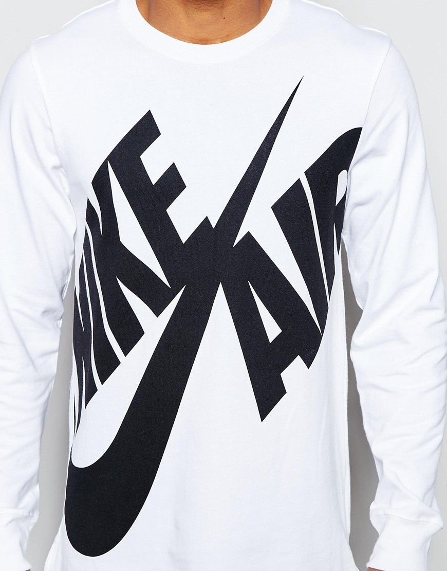 Image 3 of Nike Air Long Sleeve T-Shirt 689400-100