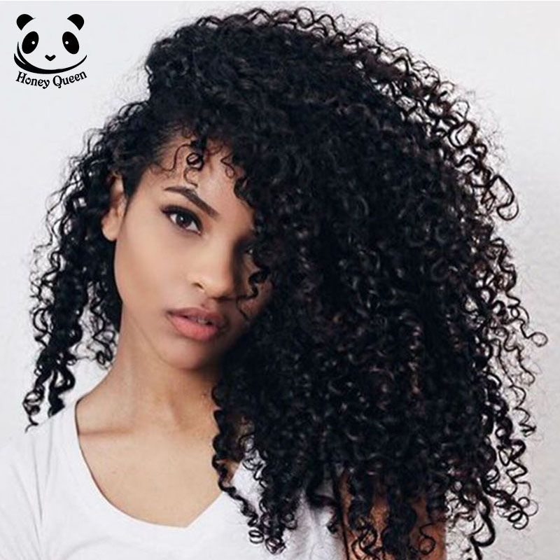 Curly Clip In Human Hair Extensions Natural Brazilian African American Kinky Ins Click The Image For Detailed