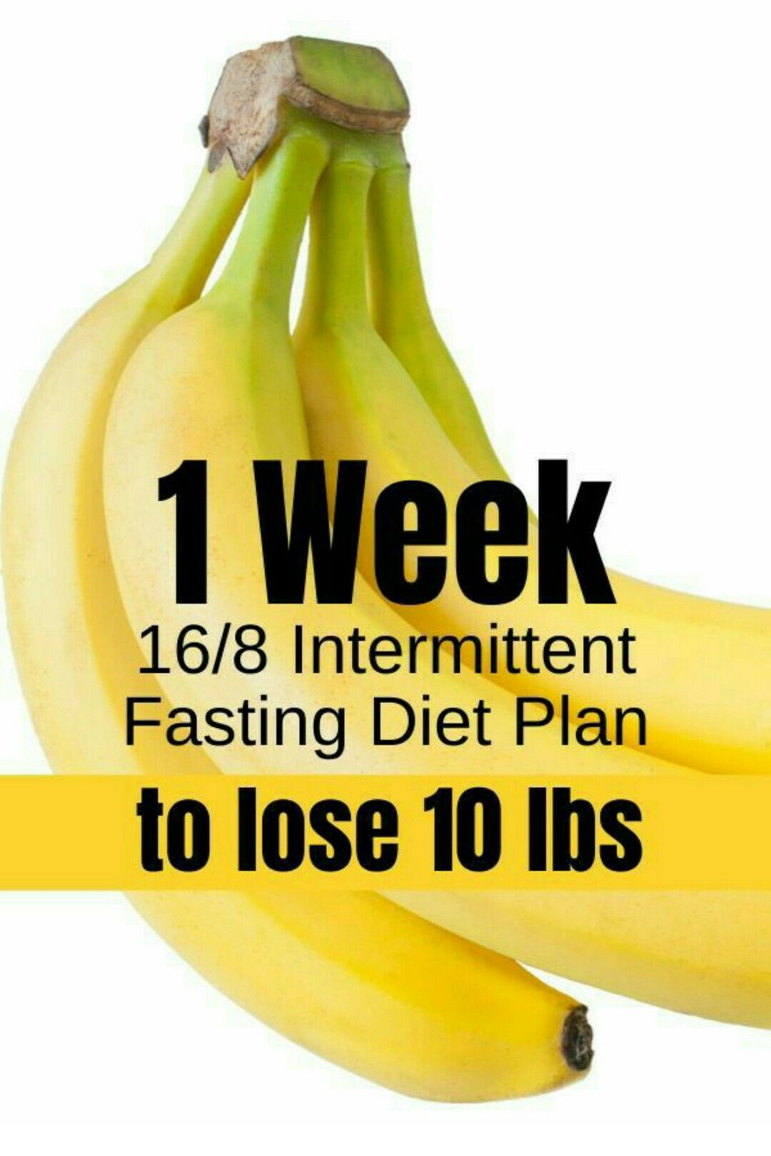 how to lose 3 pounds a week intermittent fasting