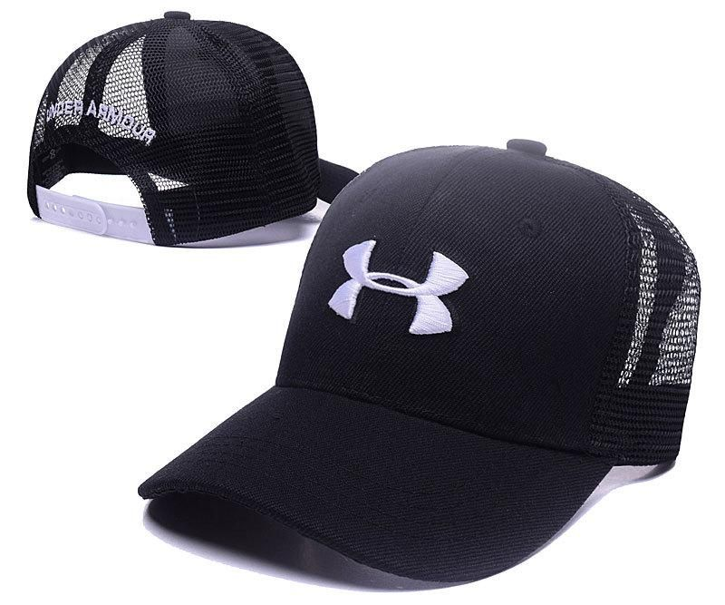 Men S Women S Unisex Under Armour The Bold Under Armour Logo Mesh Back Hockey Mesh Hat Hats Under Armour