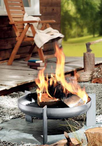 Above Ground Metal | Fire pit, Modern fire pit, Modern fireplace
