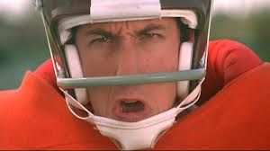 Time For Some Of That Foosball Waterboy Football Movies Adam Sandler